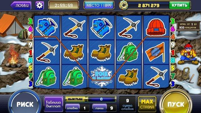 Игры в онлайн казино Рокс