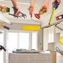 Инструменты для ремонтных и отделочных работ
