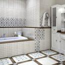 Керамическая плитка для кухни, ванной комнаты, стен и пола