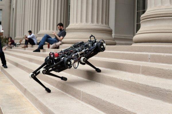 Boston Dynamics представила нового робогепарда