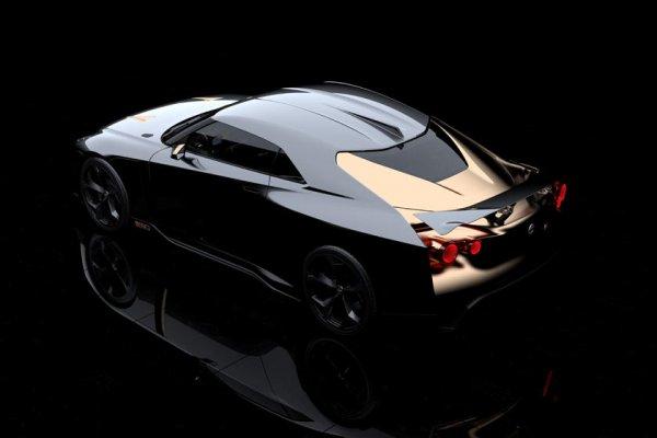 За модификацию Nissan GT-R50 от ItalDesign придется отдать 900 000 евро