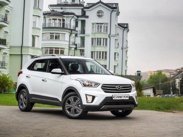 Hyundai Creta Limited Edition добрался до дилеров