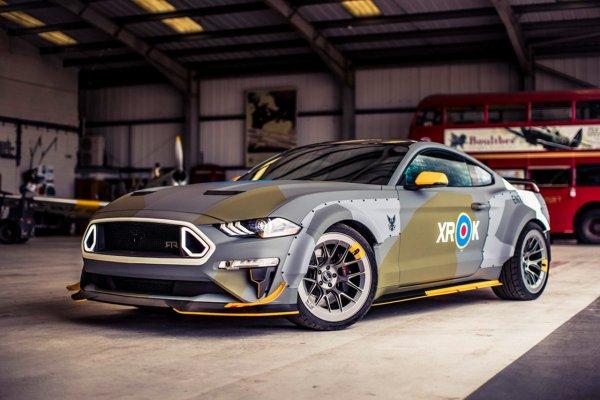 В Гудвуд приведут две спецверсии Ford Mustang