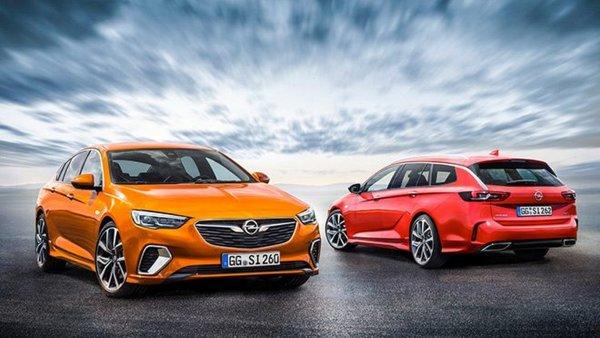 Opel Insignia получил новый экономичный мотор