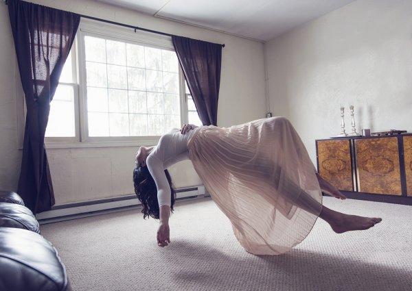 Женщина после секса с призраками планирует родить ребёнка