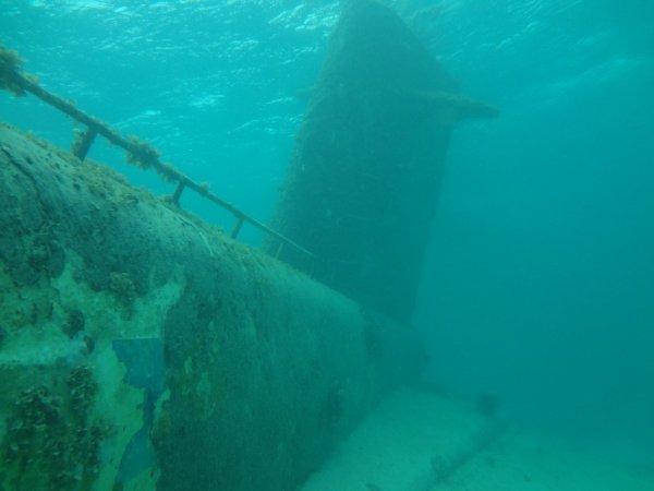У берегов Крыма нашли деревянный корабль римской эпохи