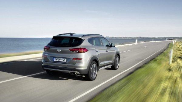 Обновленный Hyundai Tucson стал на конвейер завода «Автотор»