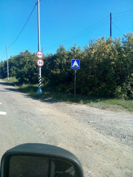 Воронежец показал, как водителей вынуждают ехать по «платкам»