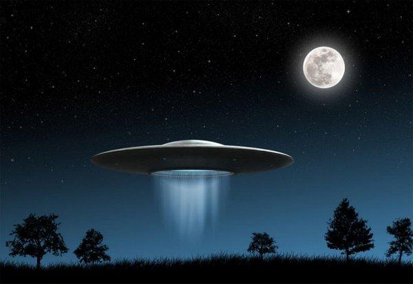 Вблизи города Оахаака-де-Хуарес обнаружен НЛО