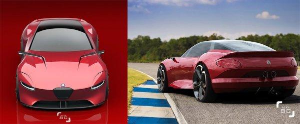Alfa Romeo сделает модель 8C 800-сильным гибридом