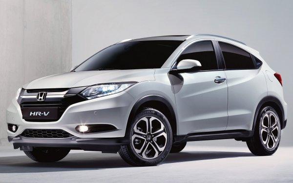 Обновленный кроссовер Honda HR-V выйдет на рынок Европы в октябре