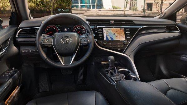 Продажи Toyota в России выросли в июле на 22%