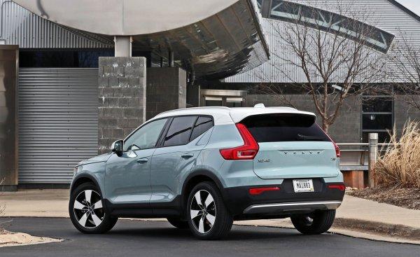 Polestar добавила крутящего момента заднему приводу на Volvo