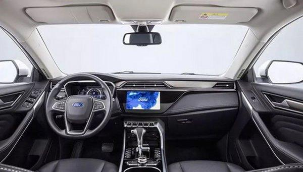 Новый бюджетный кроссовер Ford Territory показали на «живых» фото