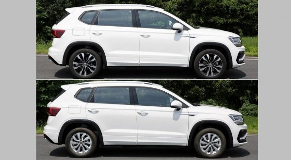 Volkswagen выпустит новый кроссовер Volkswagen Tharu в спортивной версии R-Line