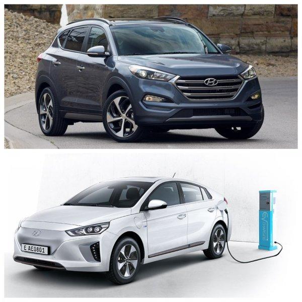 Hyundai озвучил свои новинки Московского автосалона
