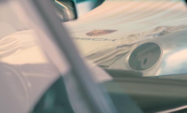 Porsche озвучила параметры машины из проекта Project Gold