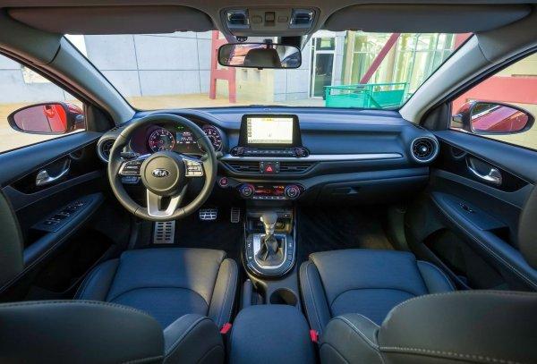 В РФ стартовало производство нового KIA Cerato