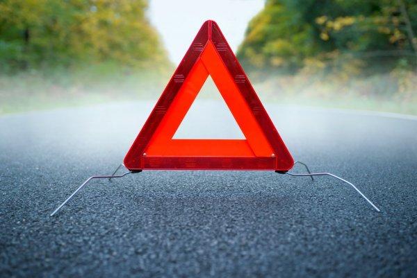 В Воронежской области автомобиль ДПС опрокинулся при погоне