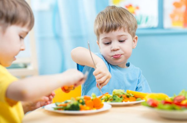 Эксперты: Отстающие в развитии дети меньше перебирают в еде