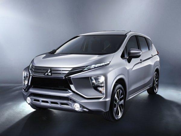 Минивэн Mitsubishi Xpander могут привезти в Россию в 2019 году