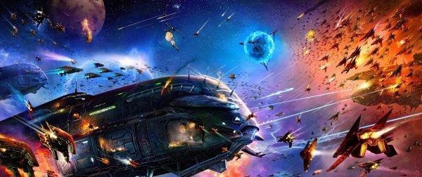 Эксперт: «Война» в космосе неизбежна