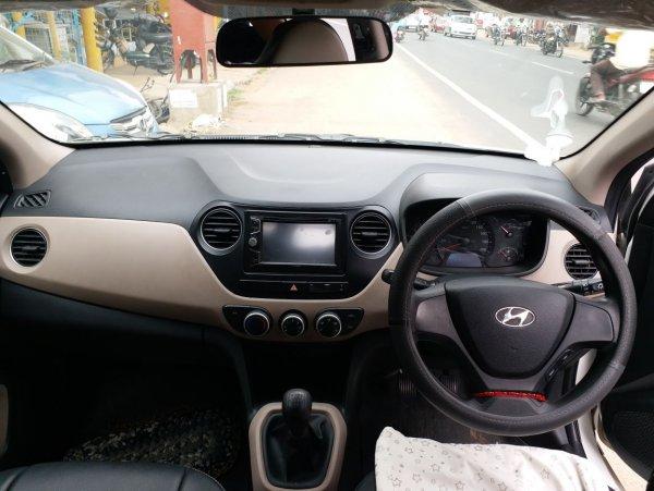 Бюджетный Hyundai Xcent получит ABS
