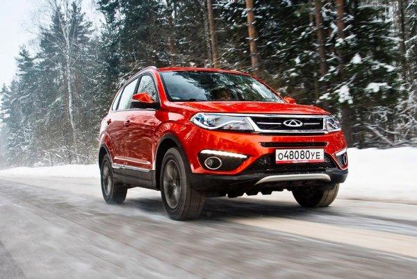Июльские продажи китайских автомобилей в РФ выросли на 19%
