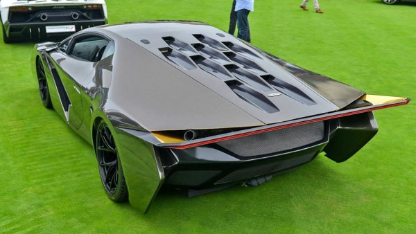 Экс-дизайнер Mazda превратил суперкар Lamborghini Gallardo в Salaff C2