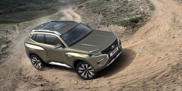 «Порвет Tesla»: Россияне «пророчат» новой LADA 4x4 Vision великое будущее