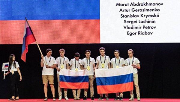 Исаак Калина объяснил успех одноклассников из московской школы №1329 на Международной математической олимпиаде