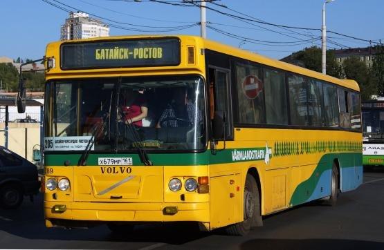 Автобусы «Ростов-Батайск» опять будут ездить по Ворошиловскому мосту