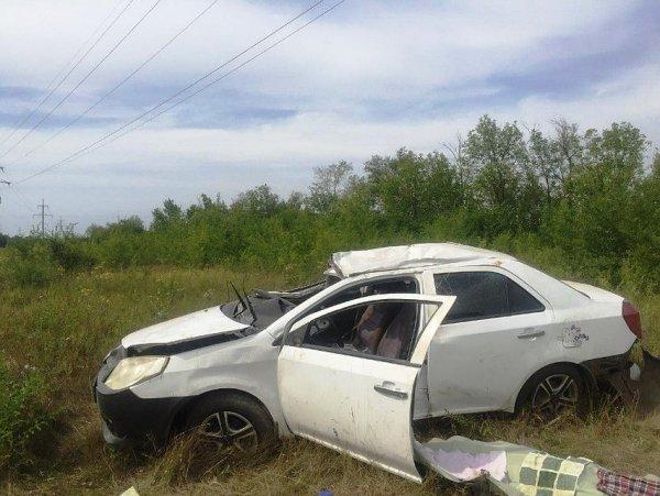 В Самарской области произошло смертельное ДТП