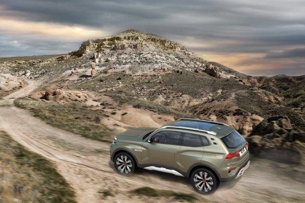 Новая LADA 4x4 «вышвырнет» Renault Duster с российского рынка
