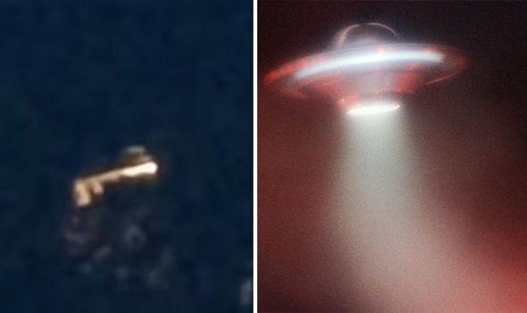Вторжение пришельцев: Над Шотландией потерпел крушение инопланетный НЛО - уфологи