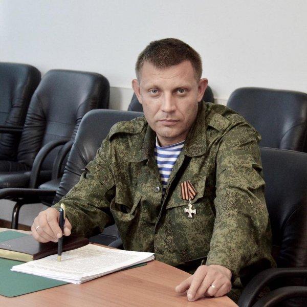 Наблюдатели ОБСЕ слышали взрыв, отнявший жизнь у Захарченко