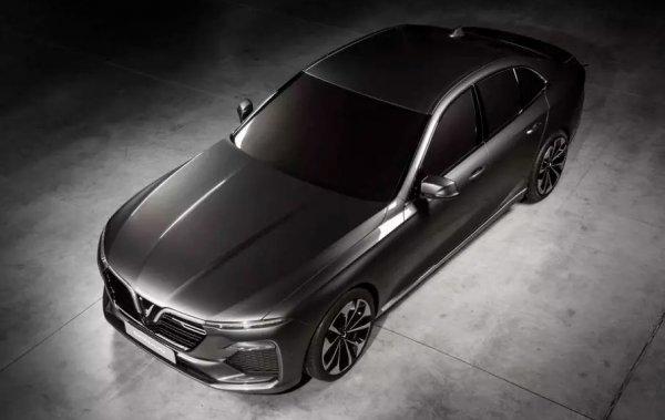На Парижском автосалоне покажут первые вьетнамские автомобили Vinfast