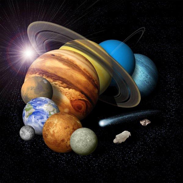Учёные считают самой загадочной планетой во Вселенной Меркурий