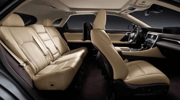 Lexus в России обновил прайс сразу на 11 моделей