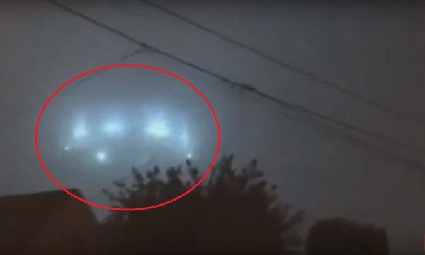 Гуманоиды с Нибиру больше не скрываются: В США обнаружили гигантский НЛО – уфологи