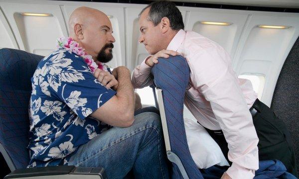 Госдума в первом чтении одобрила увеличение штрафов для авиадебоширов