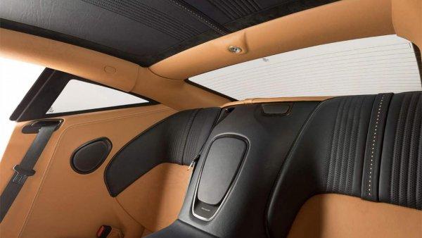 В Германии построили бронированный Aston Martin DB11