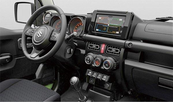 Новый внедорожник Suzuki Jimny появится в России весной 2019 года