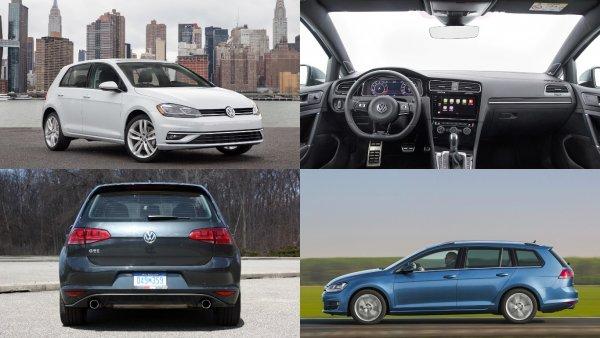 Volkswagen Golf триумфально возвращается на российский рынок