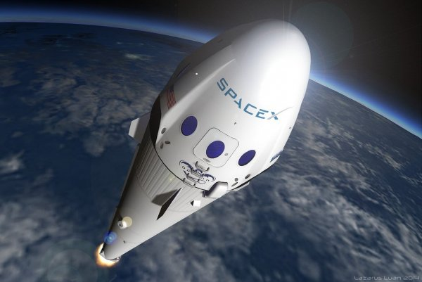 Менеджеры Space X выбрали первого космического туриста для полёта на Луну