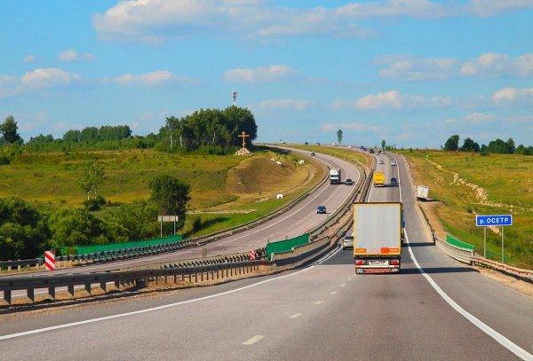 Жителям Подмосковья временно отрезали выезд на трассу М4 «Дон»