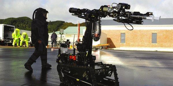 В России дан старт разработке роботов-десантников