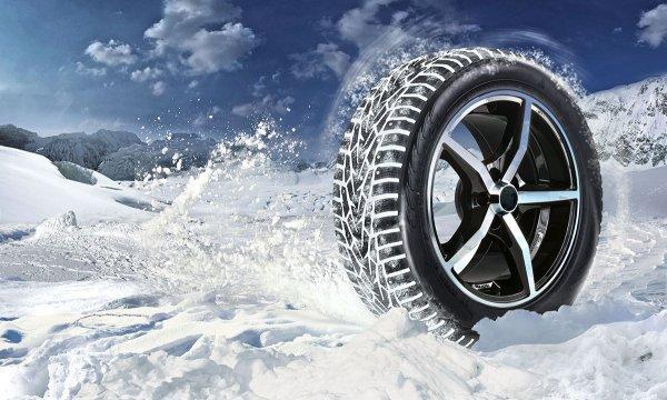 Эксперты рассказали о том, как выбрать бюджетные шины на зиму