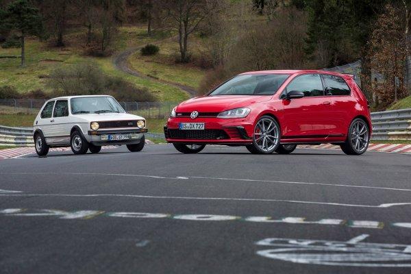 Названы секретные функции Volkswagen Golf