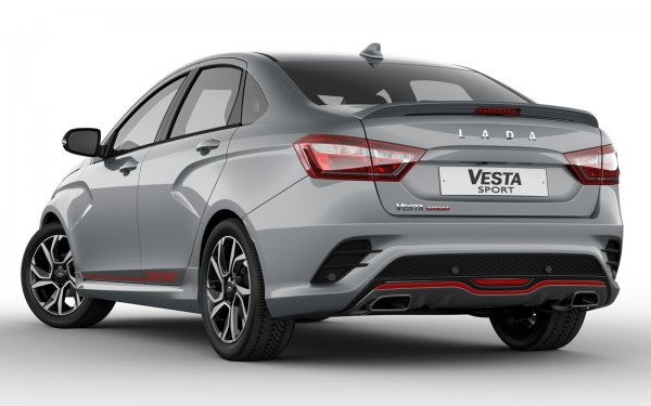 Ажиотажный спрос: За новой LADA Vesta Sport уже выстроилась очередь - соцсети